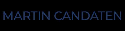 Architekt Martin Candaten –  Architekt & Produktentwickler Logo
